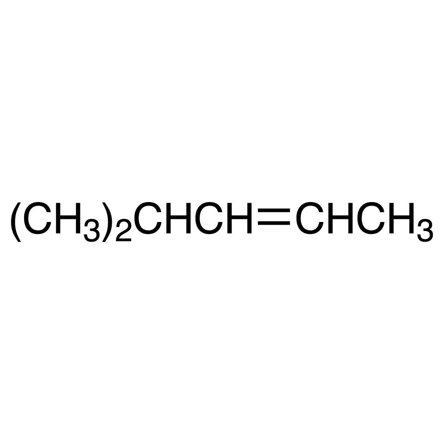 4-Methyl-2-pentene (cis- and trans- mixture)