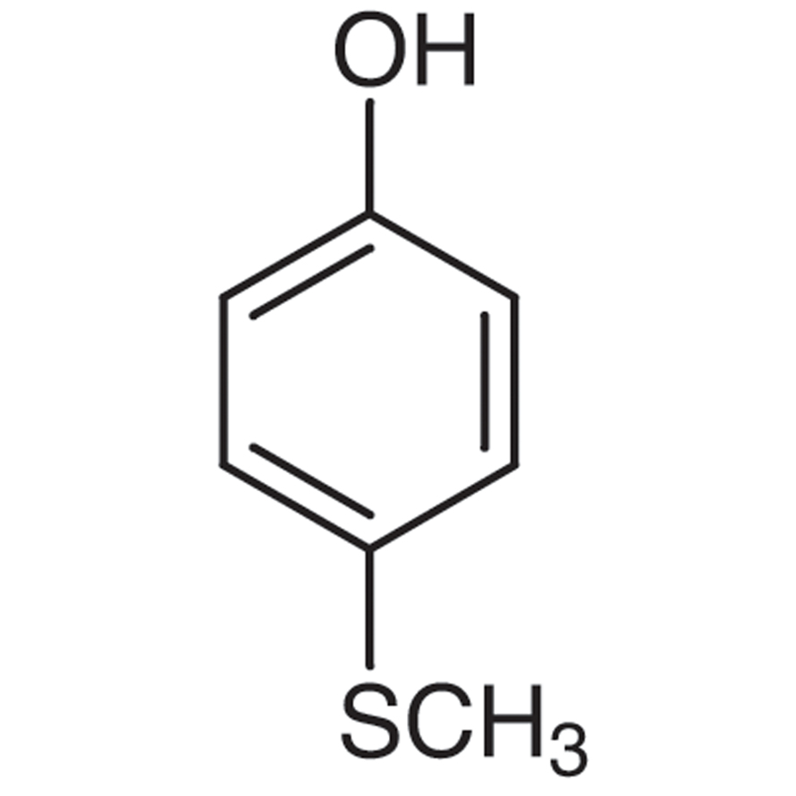 4-(Methylthio)phenol
