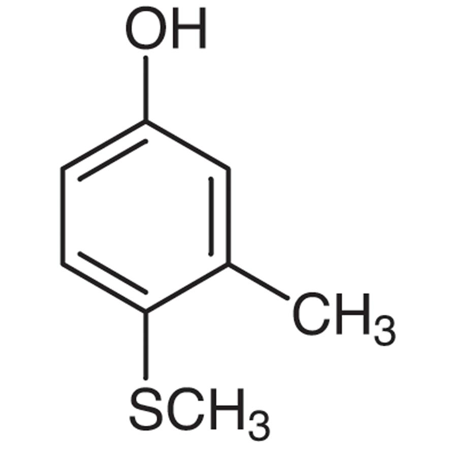 4-(Methylthio)-m-cresol