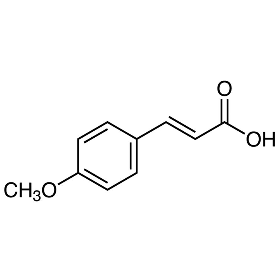 trans-4-Methoxycinnamic Acid