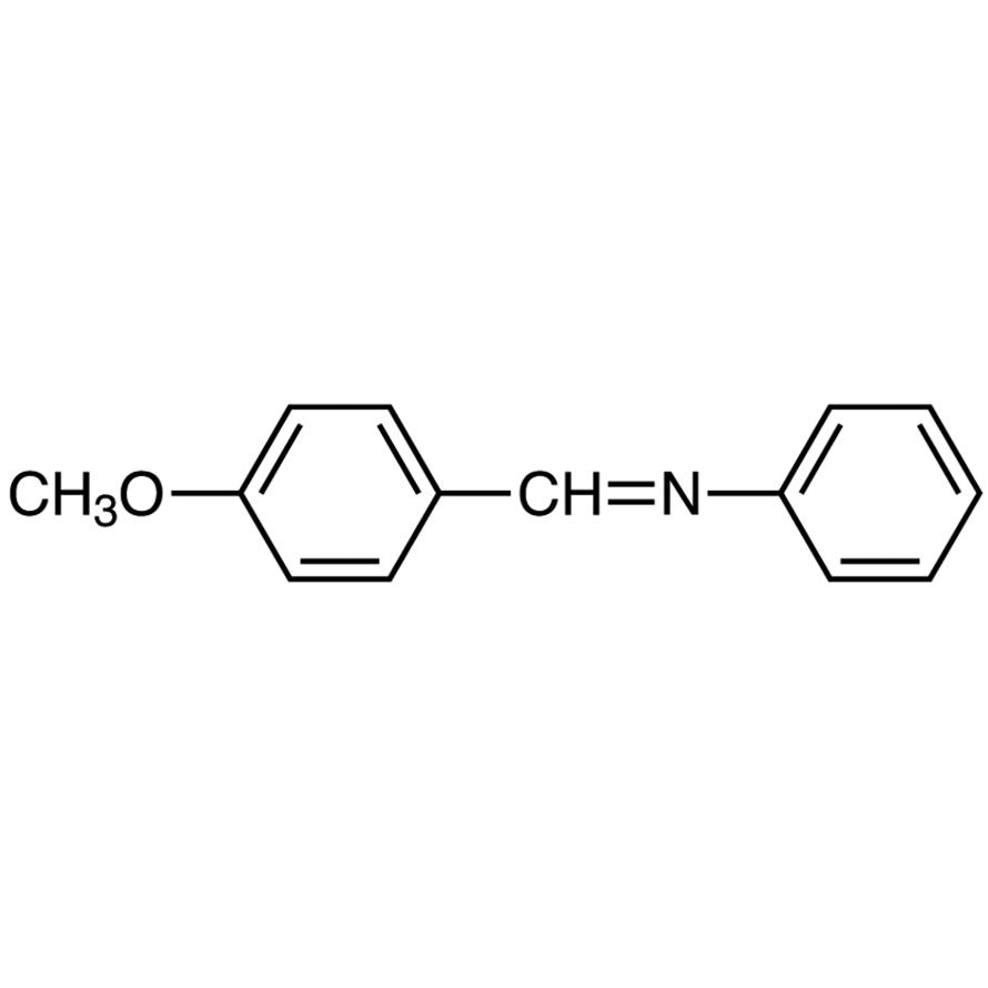 N-(4-Methoxybenzylidene)aniline