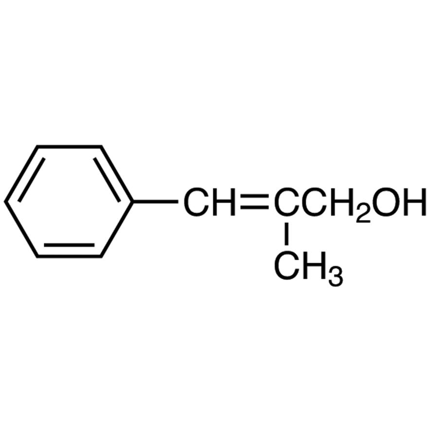 2-Methyl-3-phenyl-2-propen-1-ol