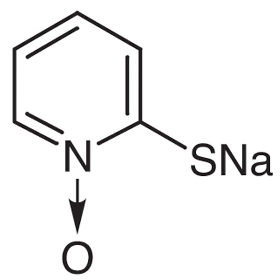 2-Mercaptopyridine N-Oxide Sodium Salt (40% in Water, ca. 3.3mol/L)