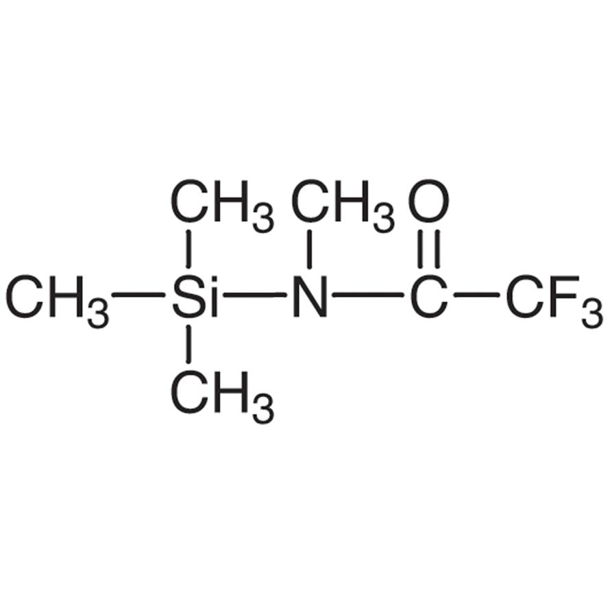 N-Methyl-N-trimethylsilyltrifluoroacetamide [Trimethylsilylating Agent]