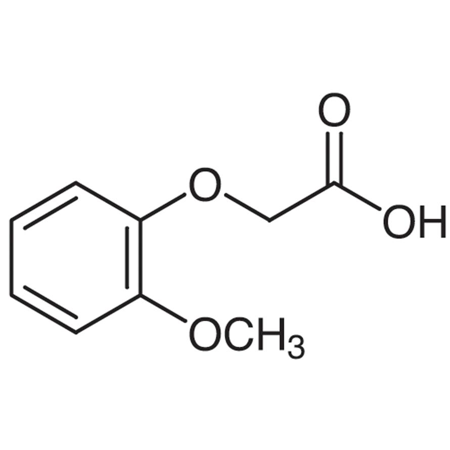 2-Methoxyphenoxyacetic Acid