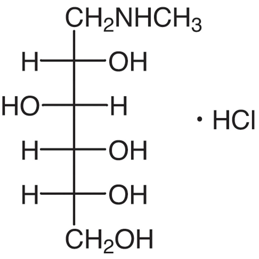 N-Methyl-D-glucamine Hydrochloride [for Buffer]