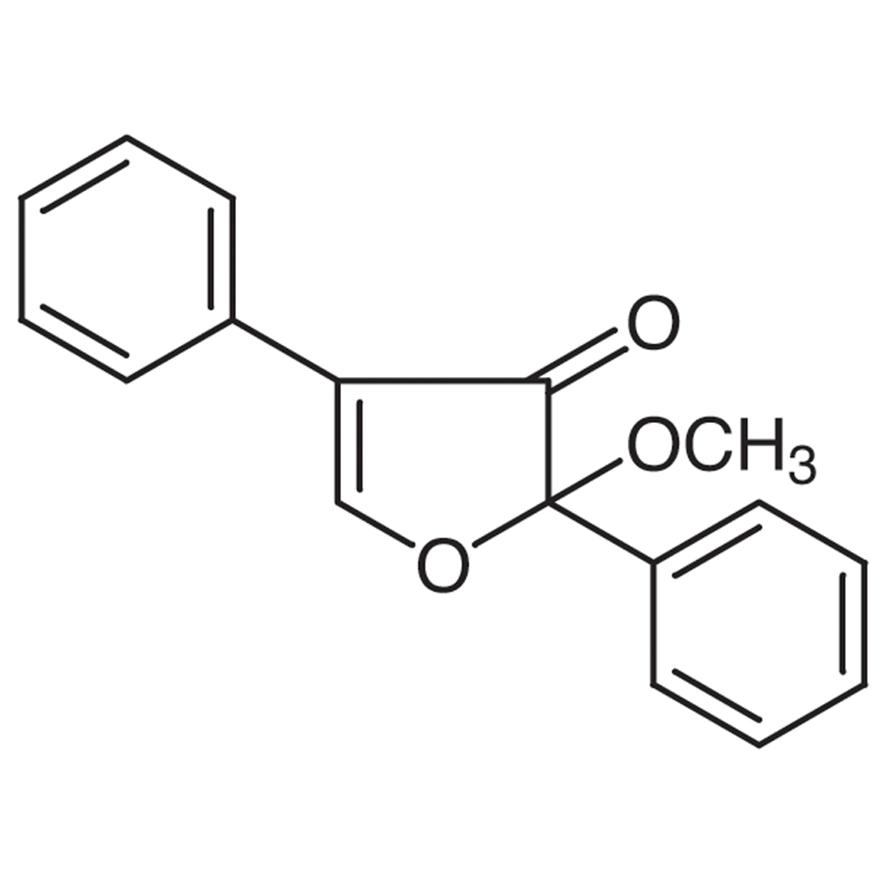 2-Methoxy-2,4-diphenyl-3(2H)-furanone