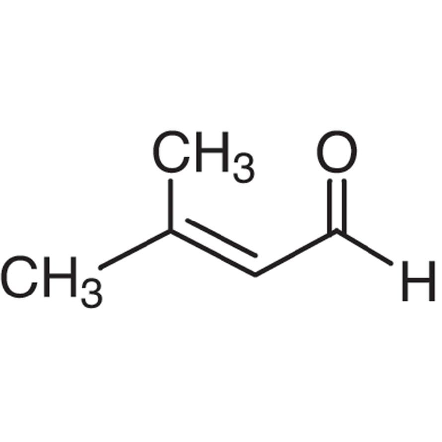 3-Methyl-2-butenal