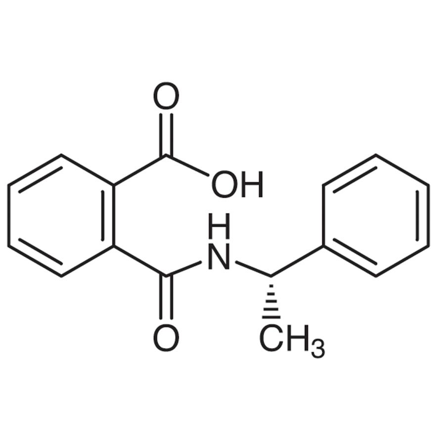 (S)-(-)-N-(-Methylbenzyl)phthalamic Acid