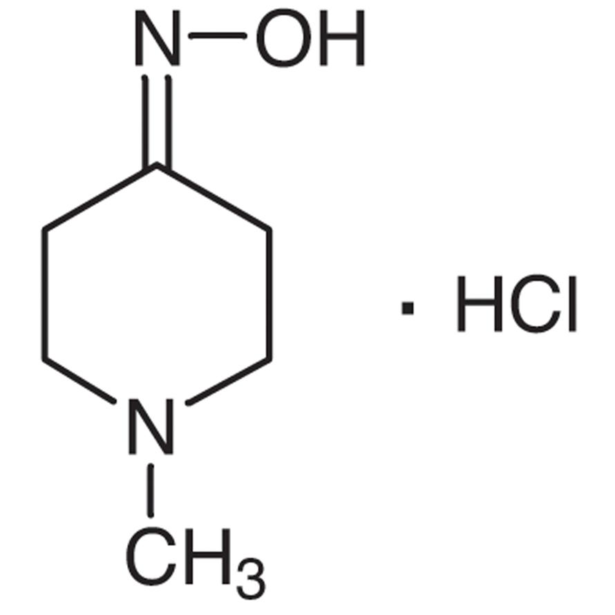 1-Methyl-4-piperidone Oxime Hydrochloride