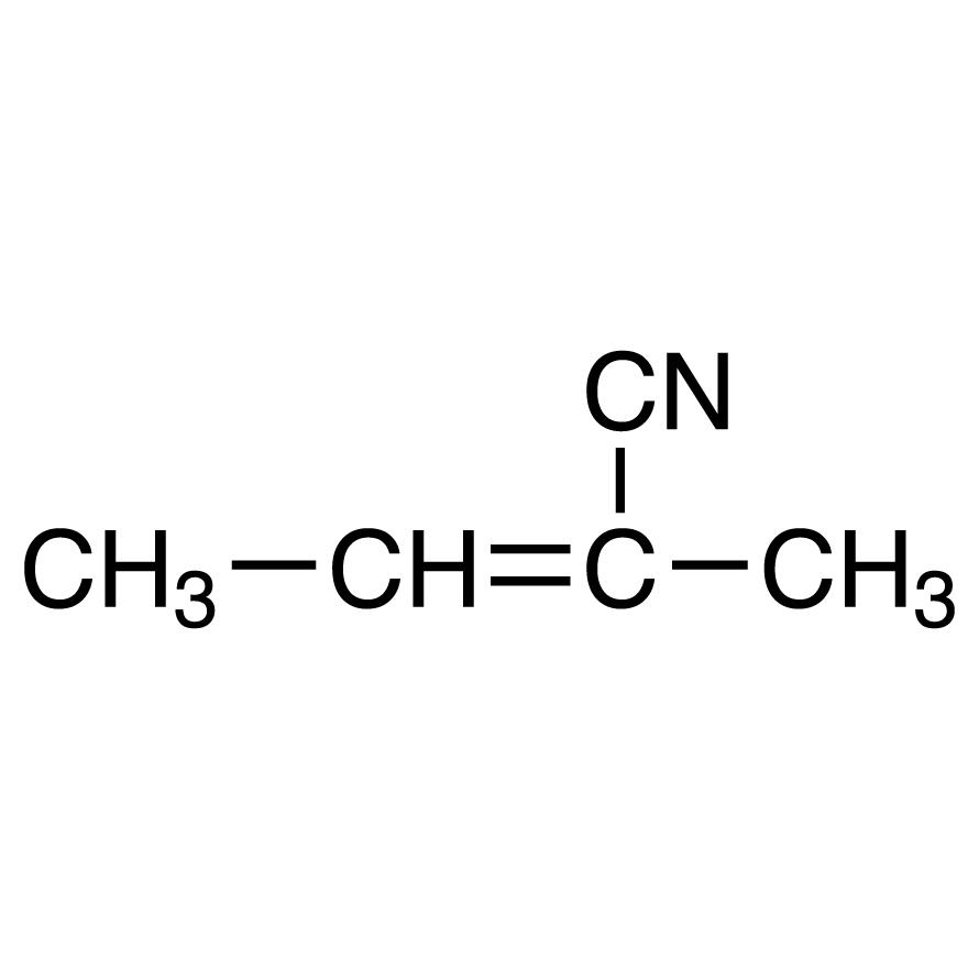 2-Methyl-2-butenenitrile