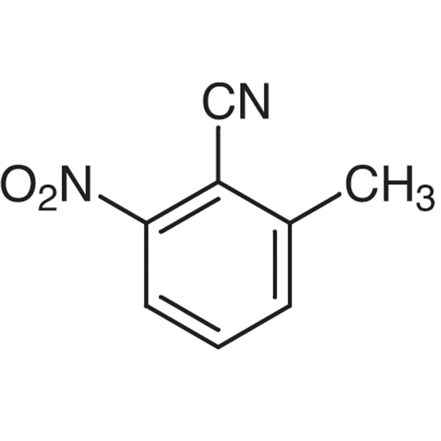 2-Methyl-6-nitrobenzonitrile