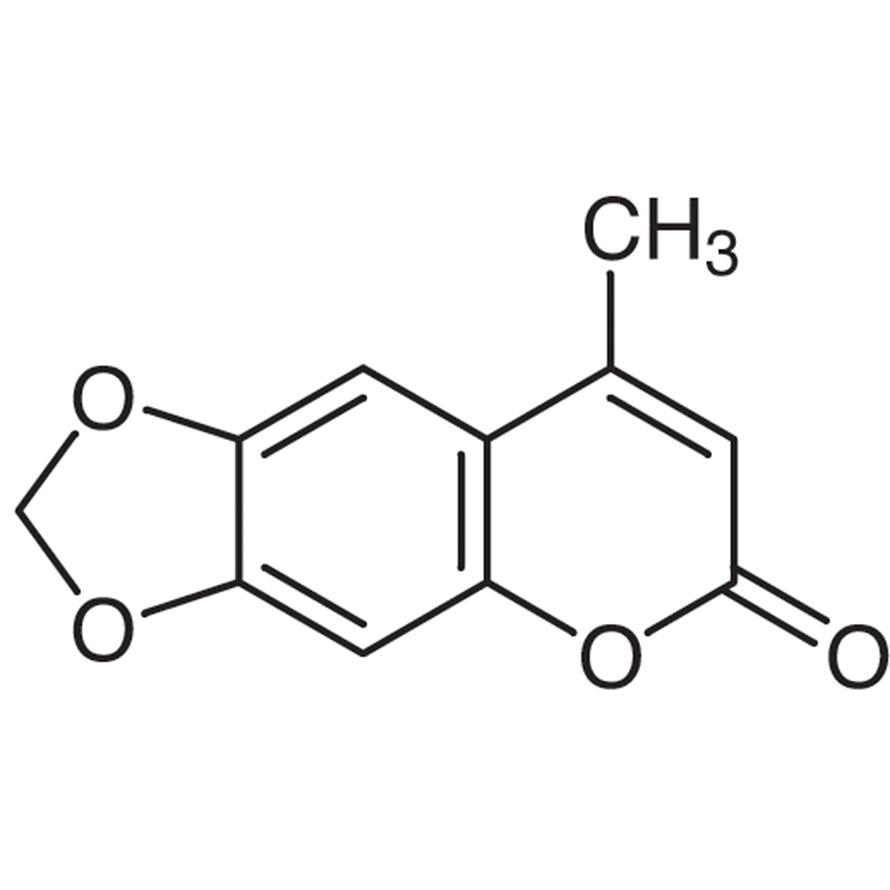4-Methyl-6,7-methylenedioxycoumarin
