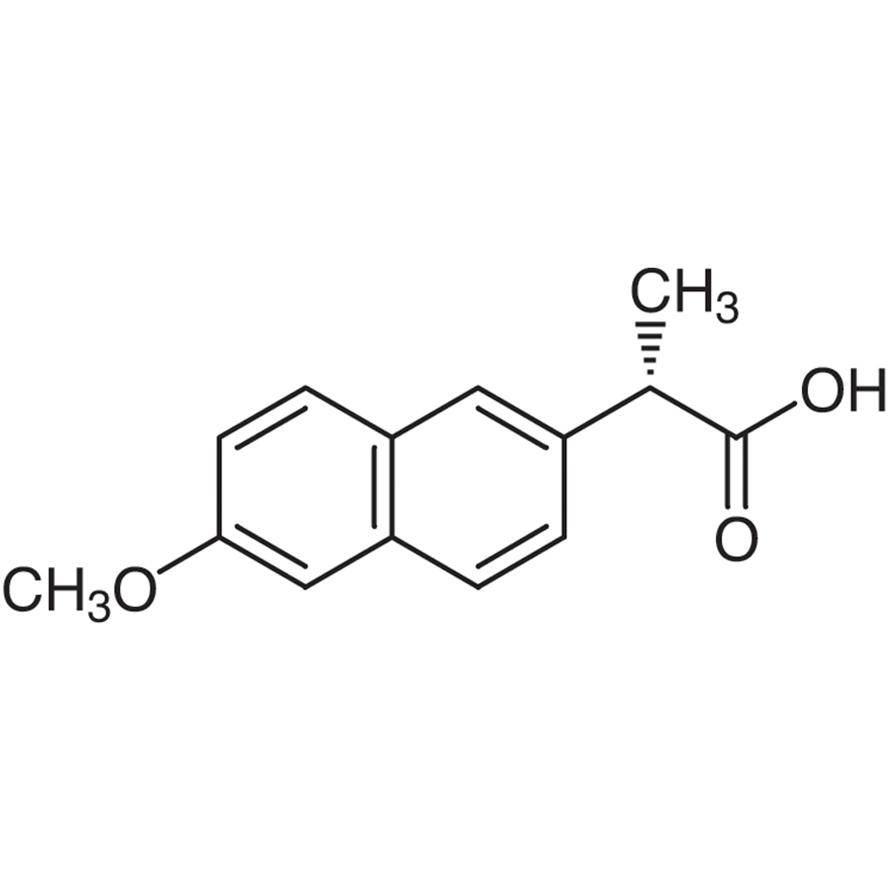 (S)-(+)-2-(6-Methoxy-2-naphthyl)propionic Acid