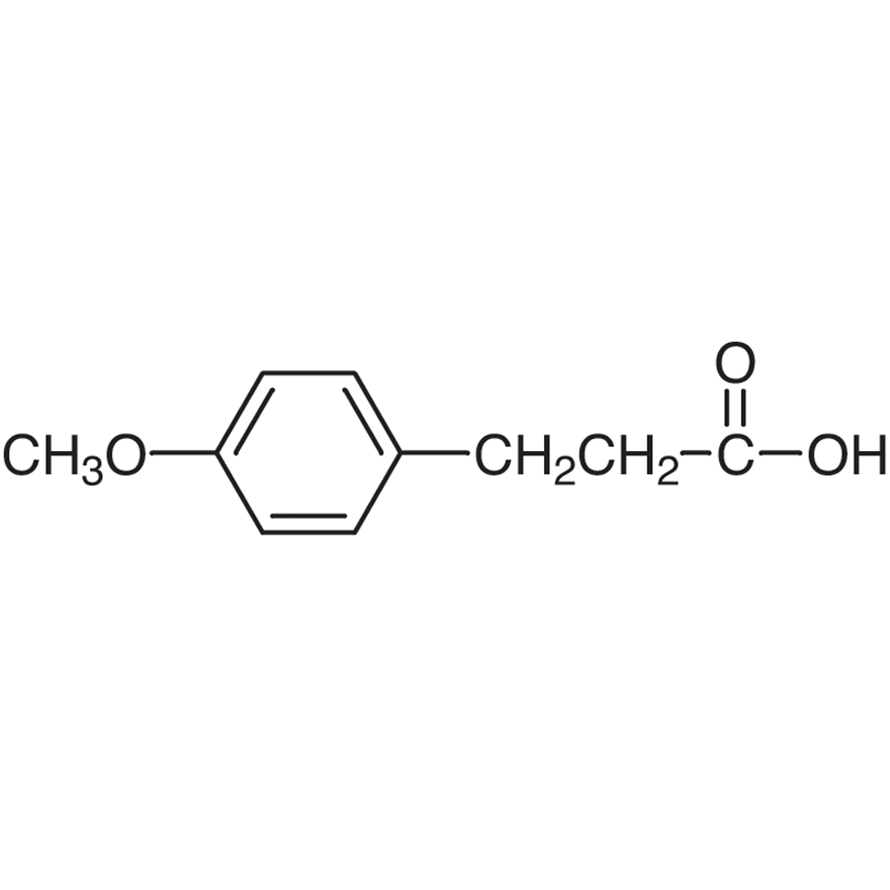 3-(4-Methoxyphenyl)propionic Acid