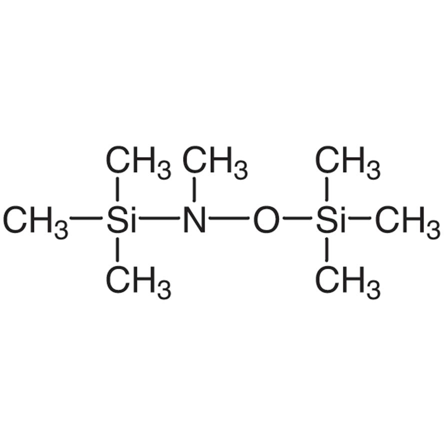 N-Methyl-N,O-bis(trimethylsilyl)hydroxylamine