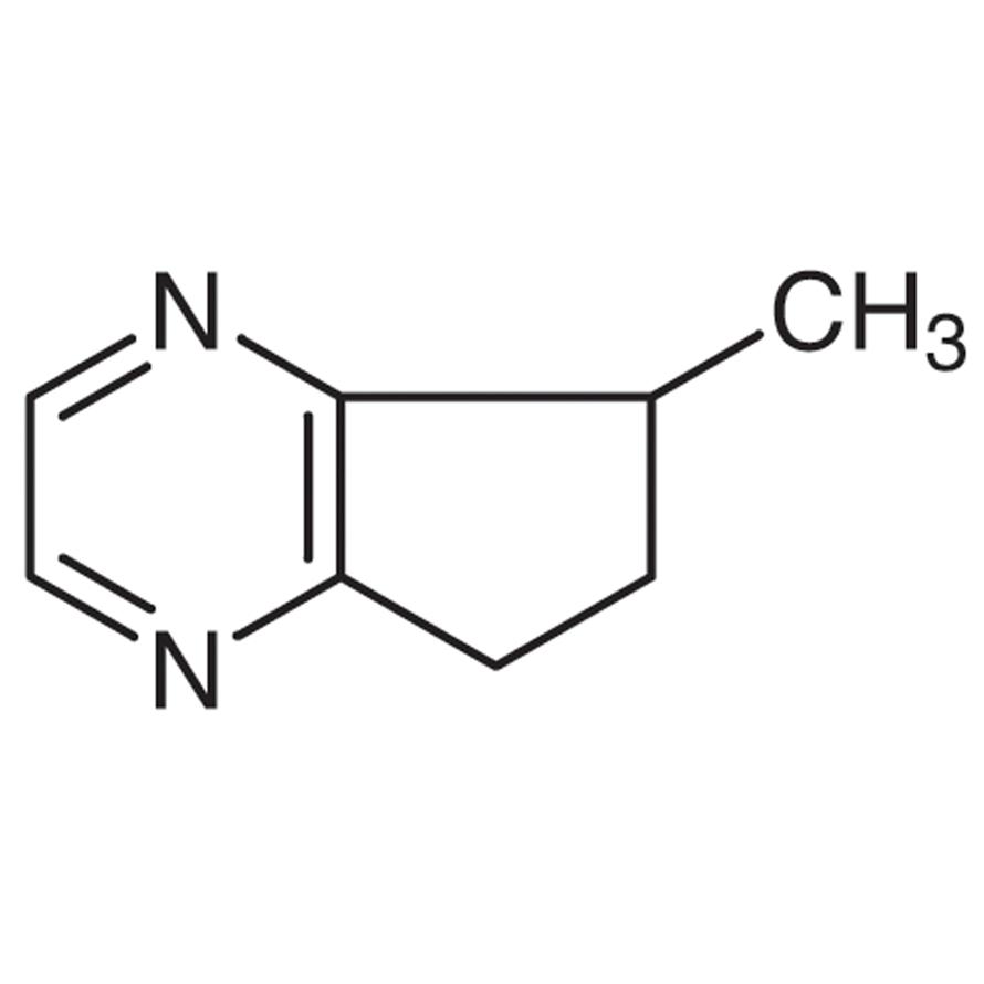 5H-5-Methyl-6,7-dihydrocyclopentapyrazine