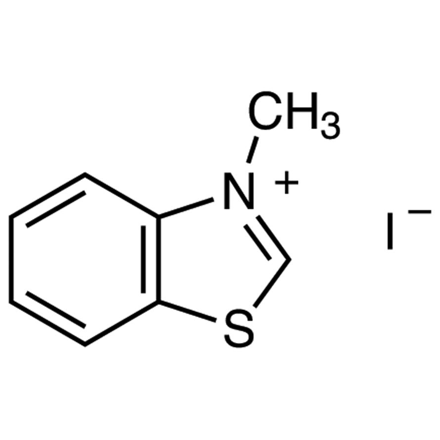 3-Methylbenzothiazolium Iodide