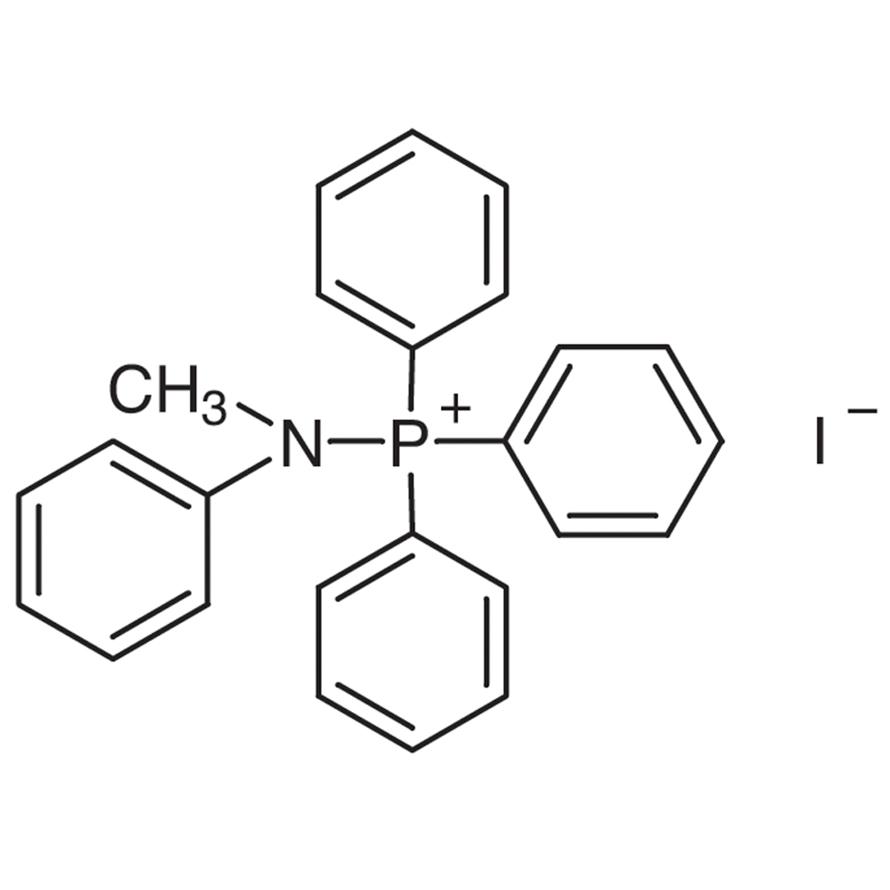 (N-Methyl-N-phenylamino)triphenylphosphonium Iodide