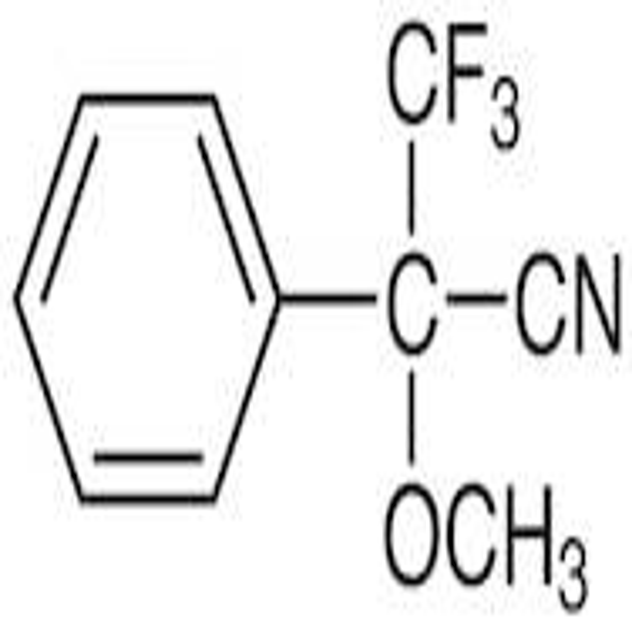 2-Methoxy-2-phenyl-3,3,3-trifluoropropionitrile