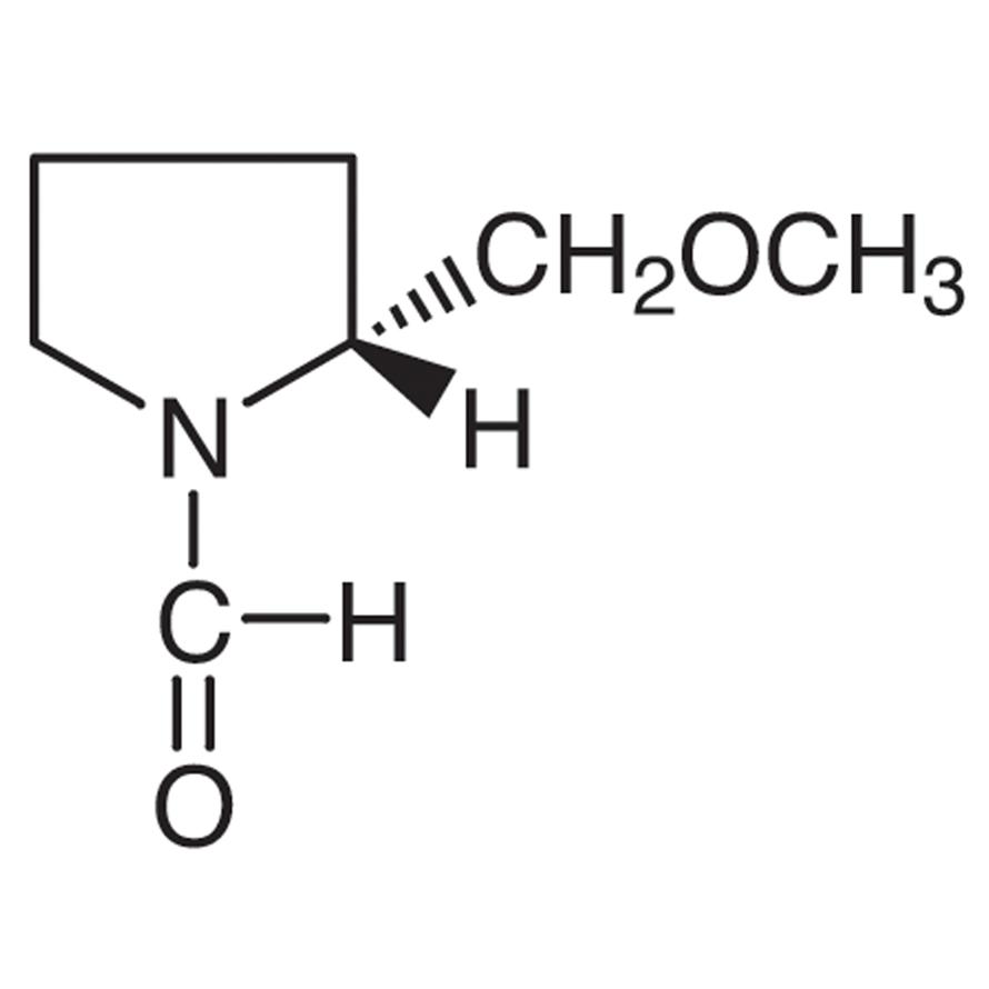 (R)-(+)-2-(Methoxymethyl)-1-pyrrolidinecarboxaldehyde