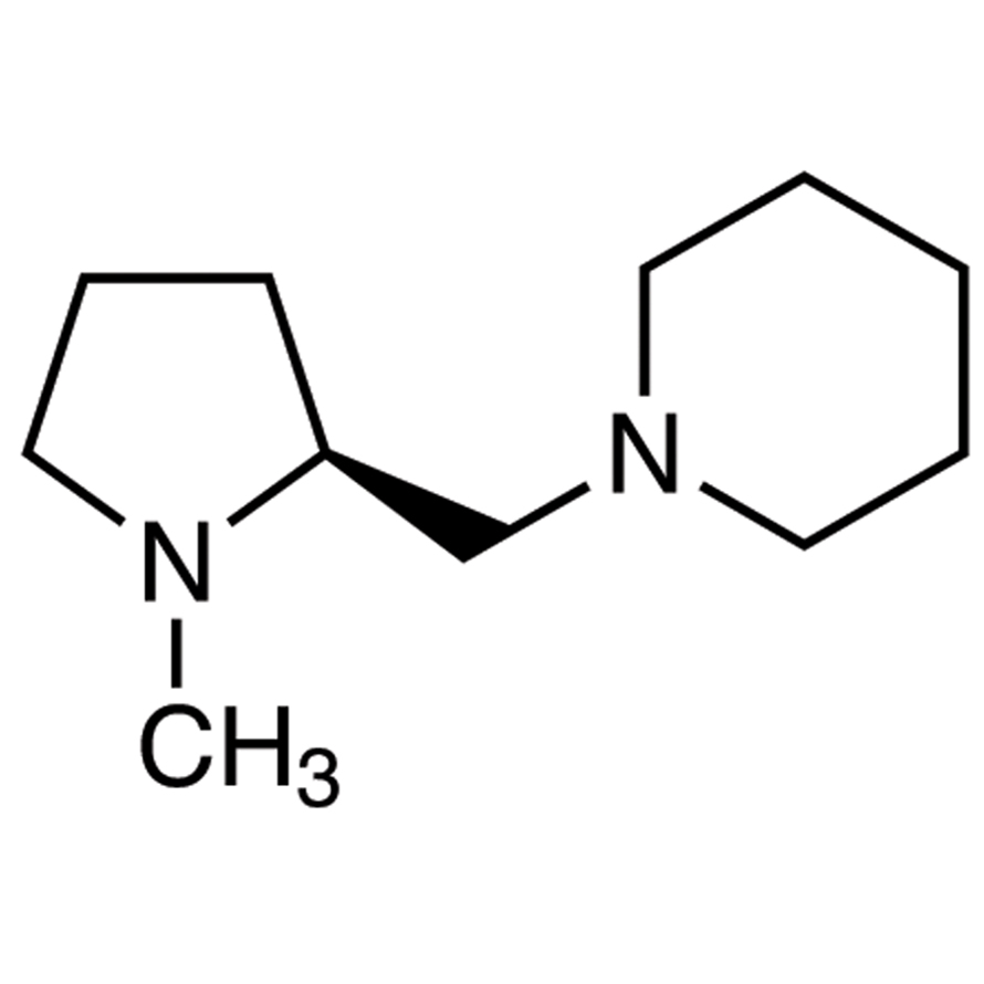 (S)-(-)-1-Methyl-2-(1-piperidinomethyl)pyrrolidine