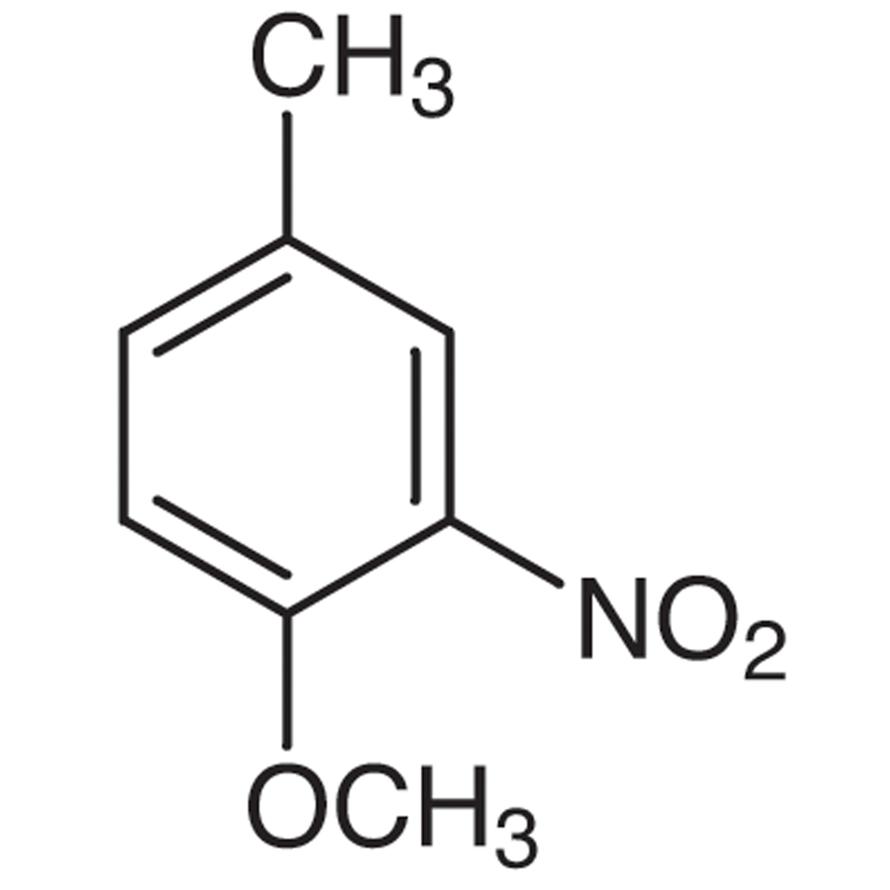 4-Methoxy-3-nitrotoluene