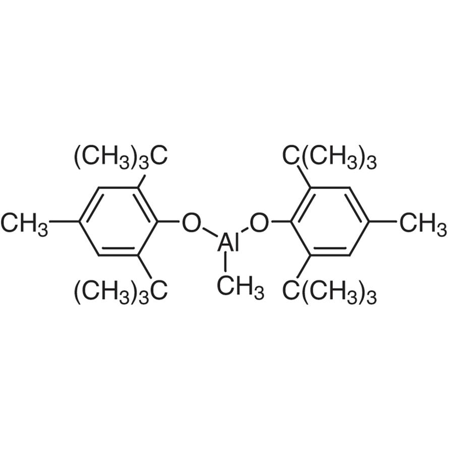 Methylaluminum Bis(2,6-di-tert-butyl-4-methylphenoxide) (0.4mol/L in Toluene)