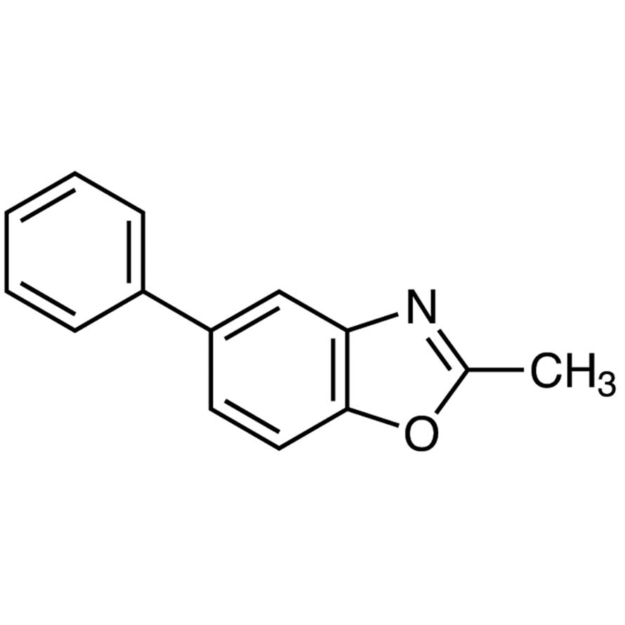 2-Methyl-5-phenylbenzoxazole