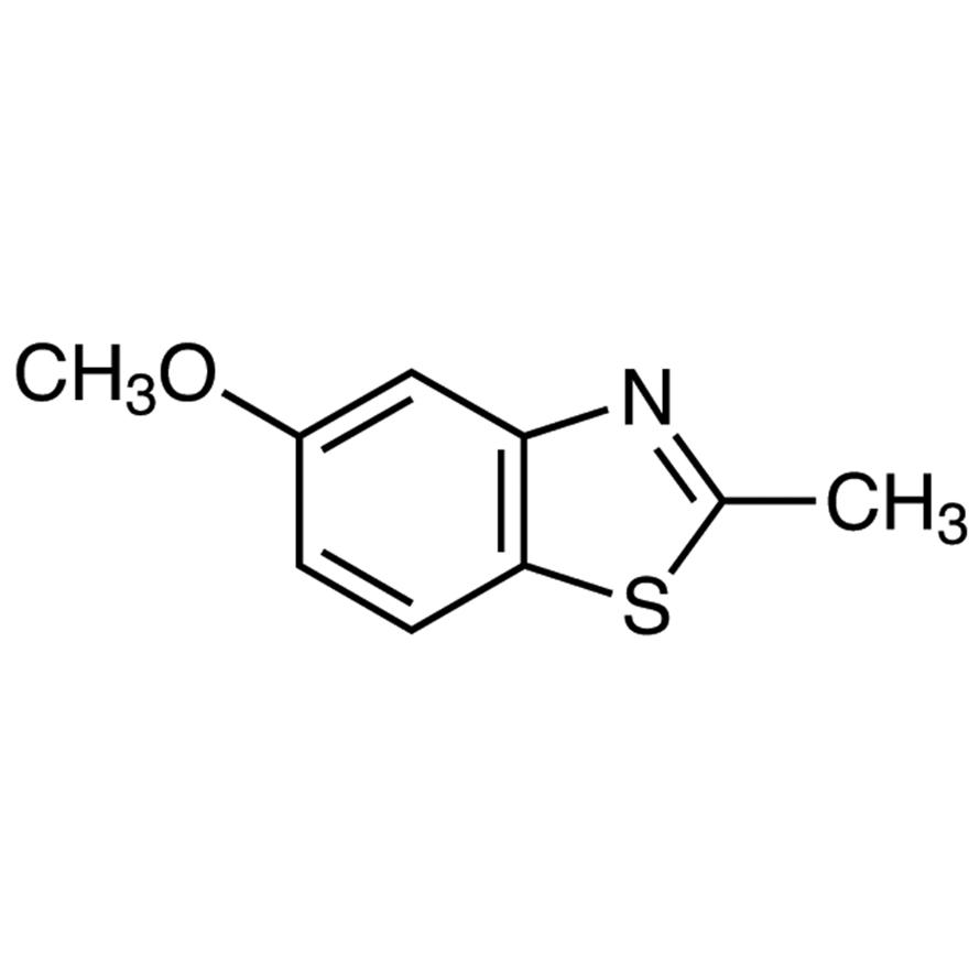 5-Methoxy-2-methylbenzothiazole