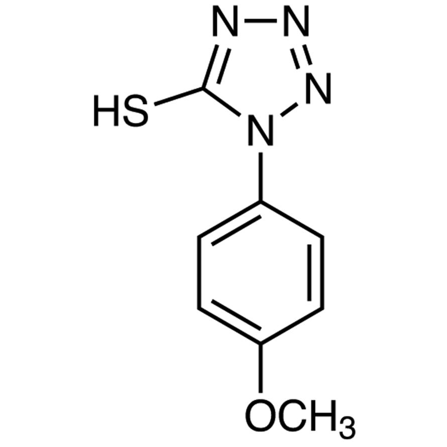 5-Mercapto-1-(4-methoxyphenyl)-1H-tetrazole