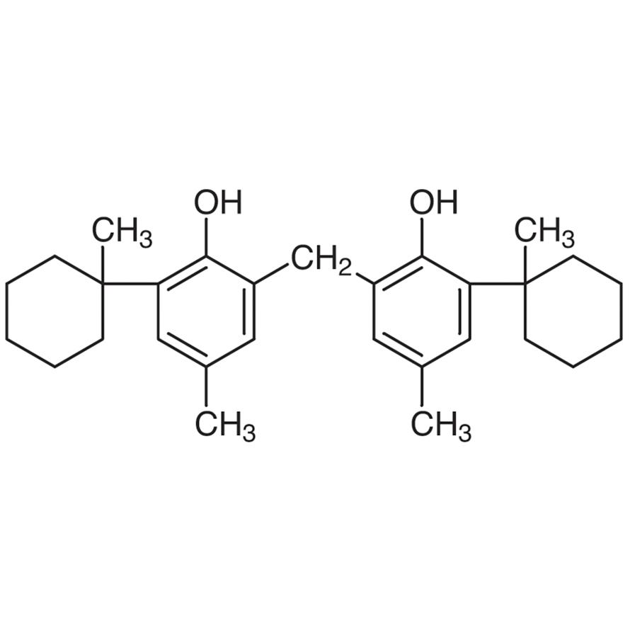 2,2'-Methylenebis[6-(1-methylcyclohexyl)-p-cresol]