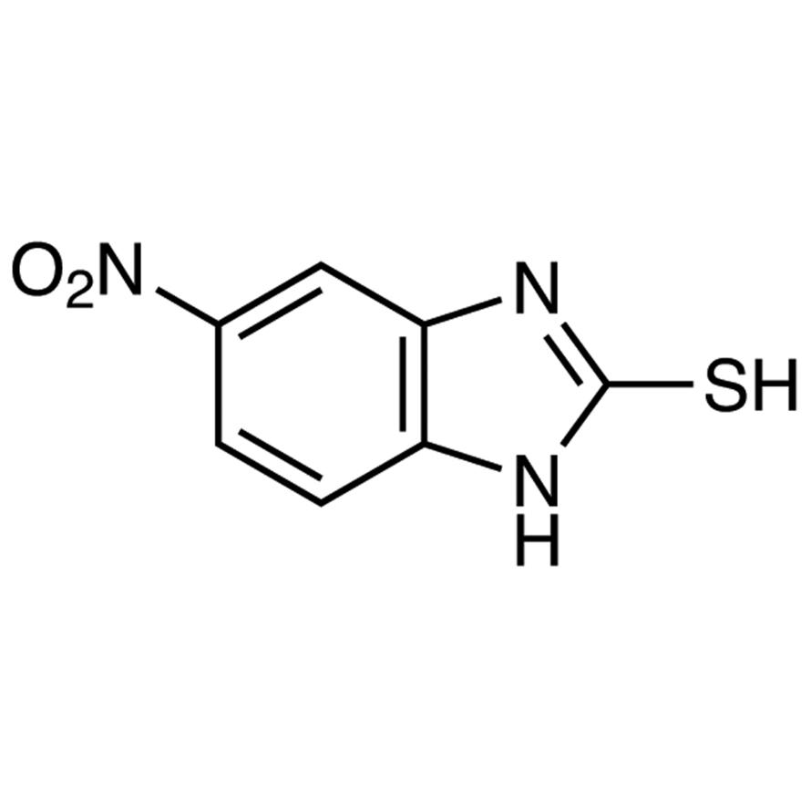 2-Mercapto-5-nitrobenzimidazole