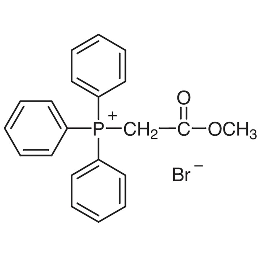 Methoxycarbonylmethyl(triphenyl)phosphonium Bromide