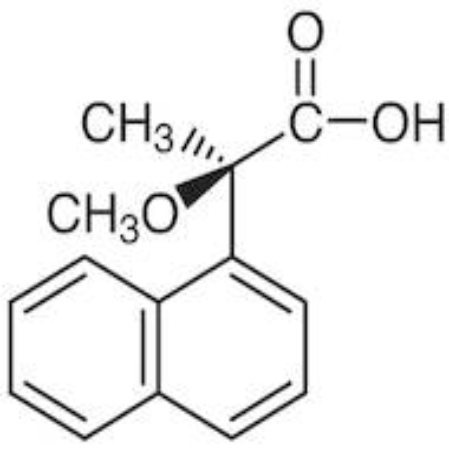 (R)-(-)-2-Methoxy-2-(1-naphthyl)propionic Acid