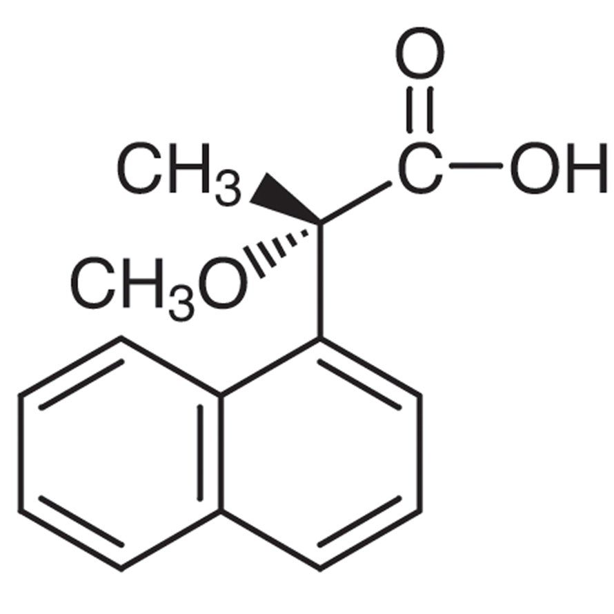 (S)-(+)-2-Methoxy-2-(1-naphthyl)propionic Acid