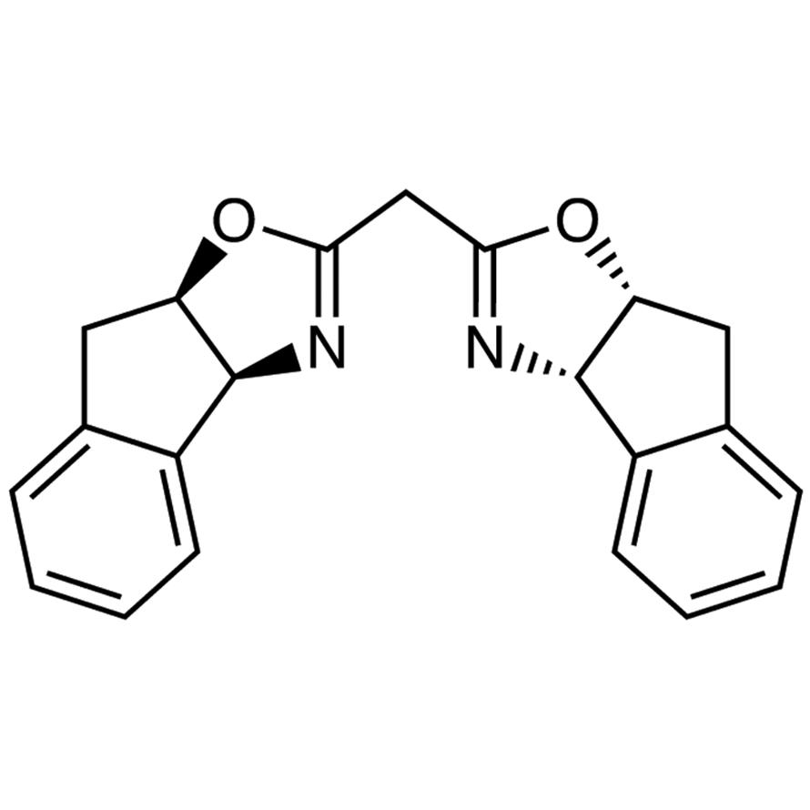 (-)-2,2'-Methylenebis[(3aS,8aR)-3a,8a-dihydro-8H-indeno[1,2-d]oxazole]