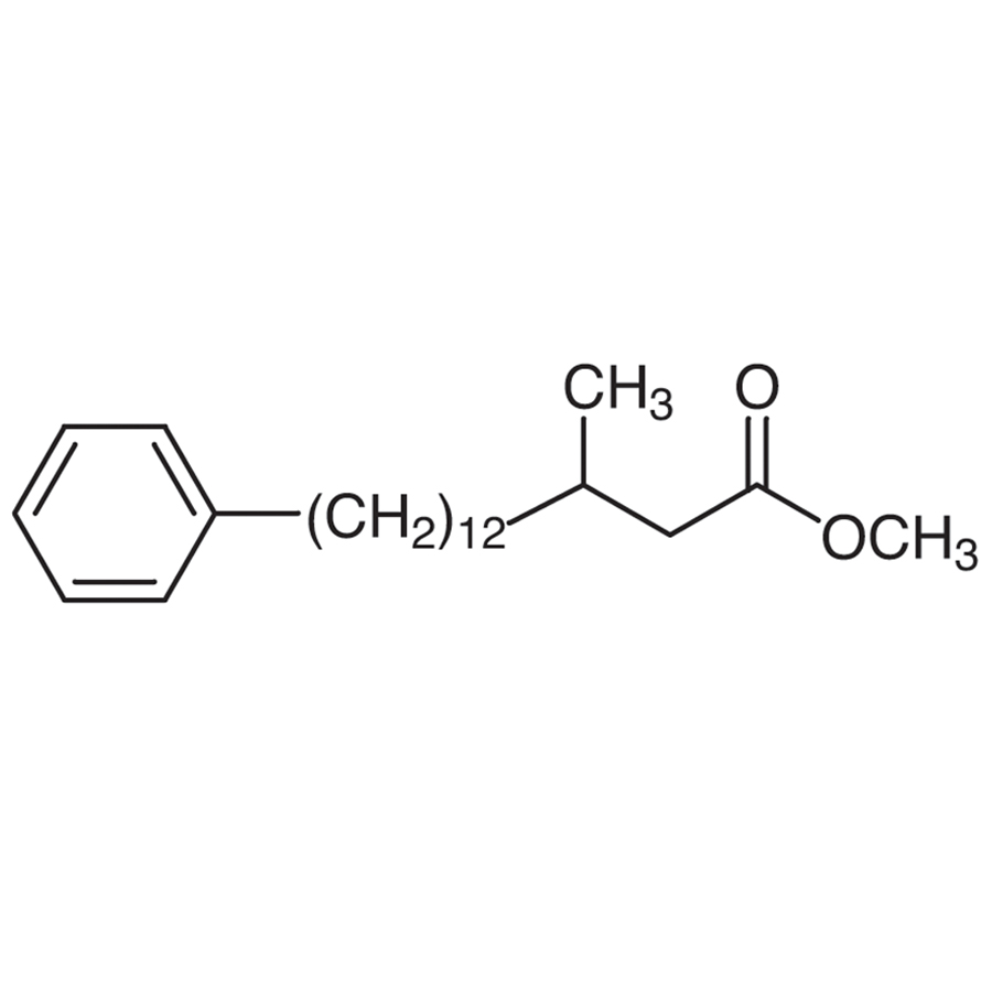Methyl 3-Methyl-15-phenylpentadecanoate
