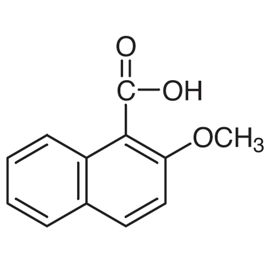 2-Methoxy-1-naphthoic Acid