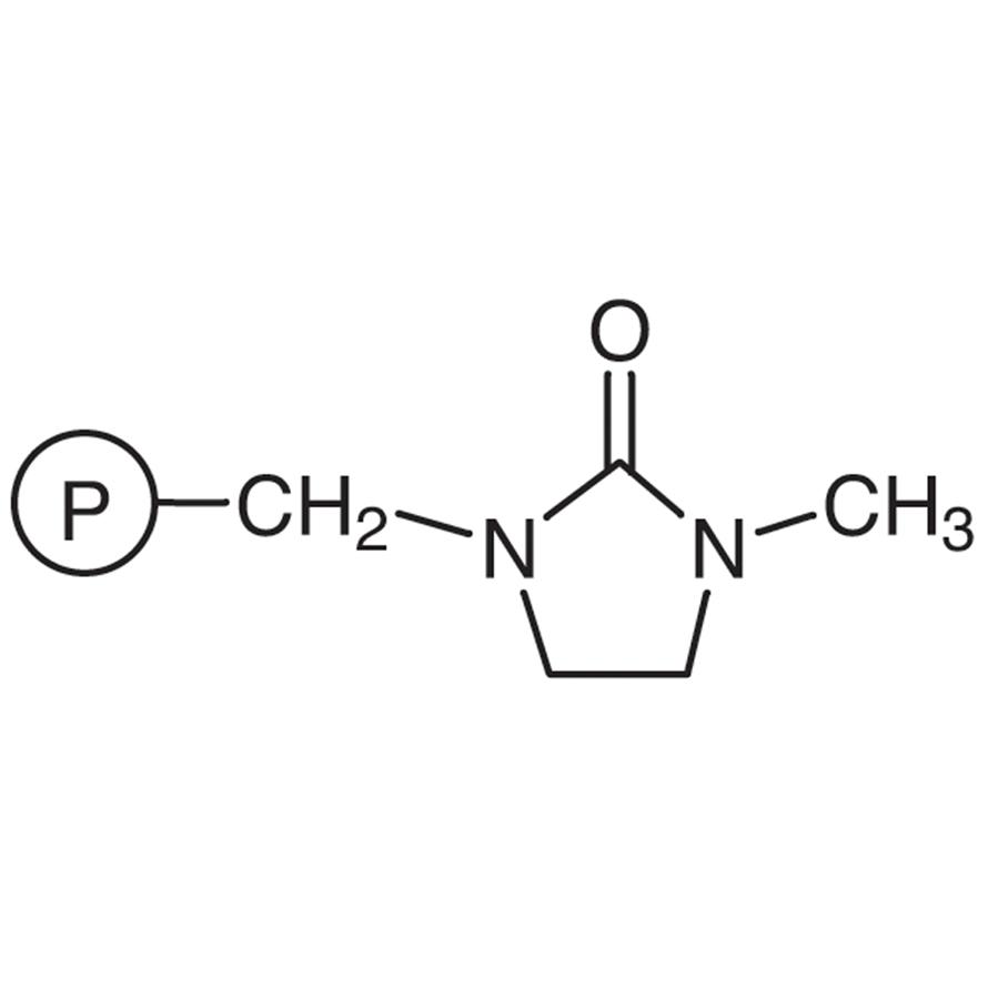3-Methyl-2-oxoimidazolidin-1-ylmethyl Polystyrene Resin cross-linked with 1% DVB