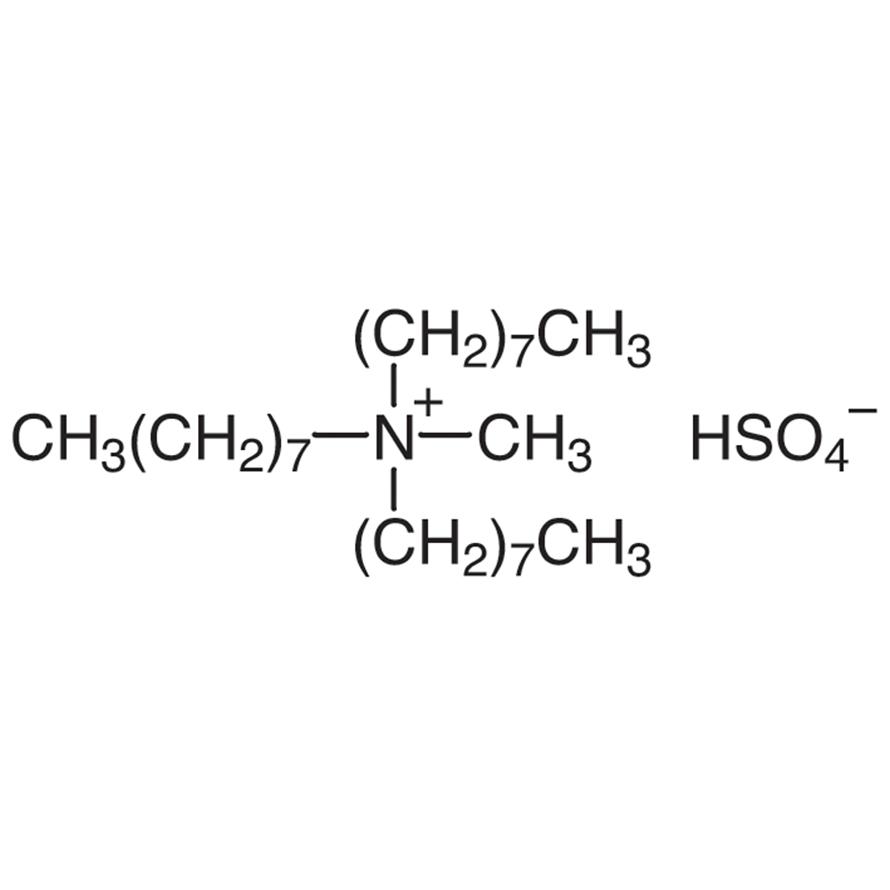 Methyltri-n-octylammonium Hydrogen Sulfate