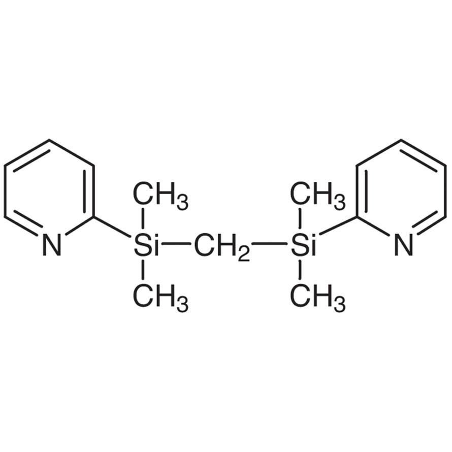Methylenebis[dimethyl(2-pyridyl)silane]