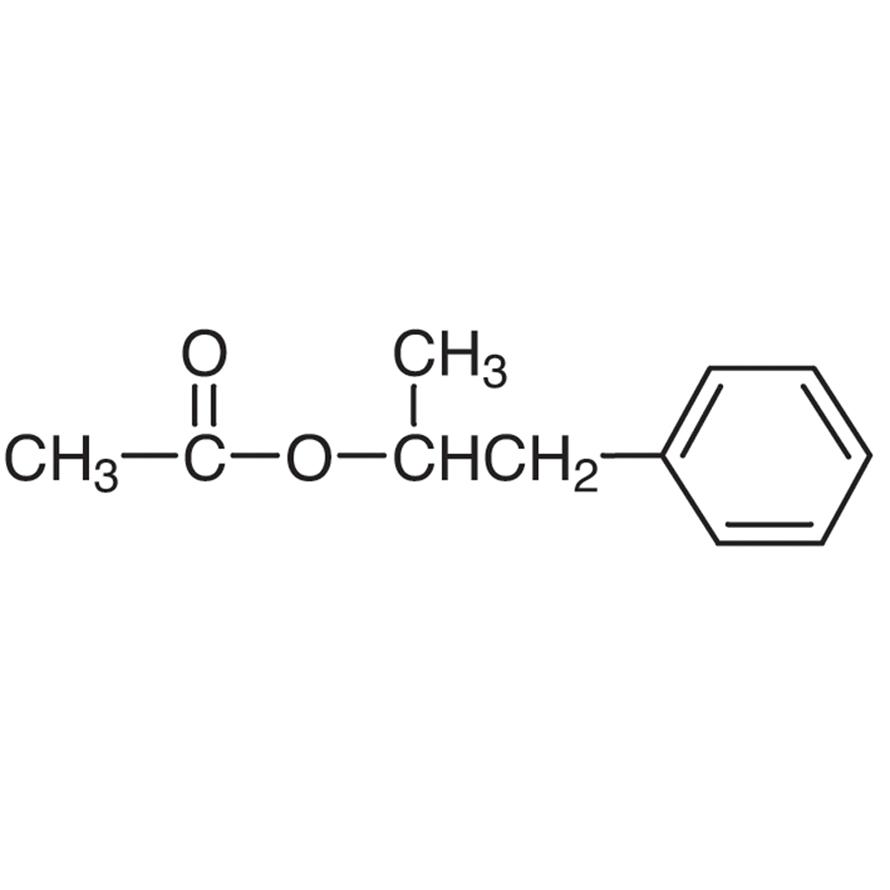 1-Methyl-2-phenylethyl Acetate