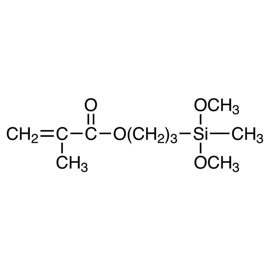 3-[Dimethoxy(methyl)silyl]propyl Methacrylate