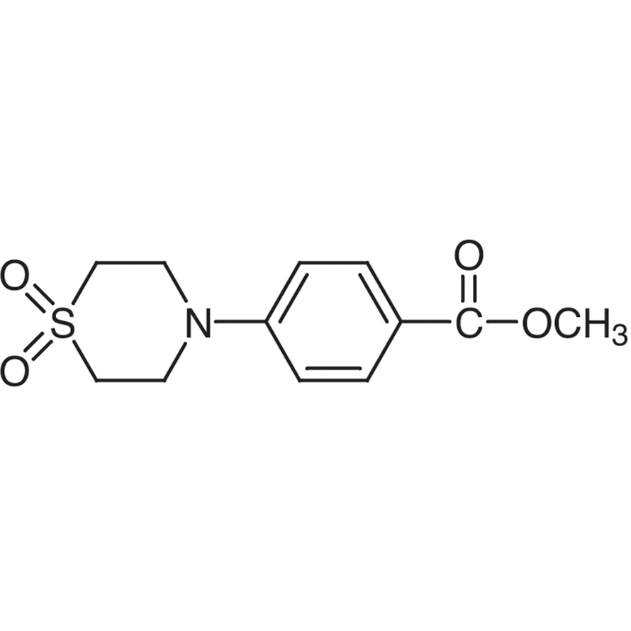 Methyl 4-(1,1-Dioxothiomorpholino)benzoate