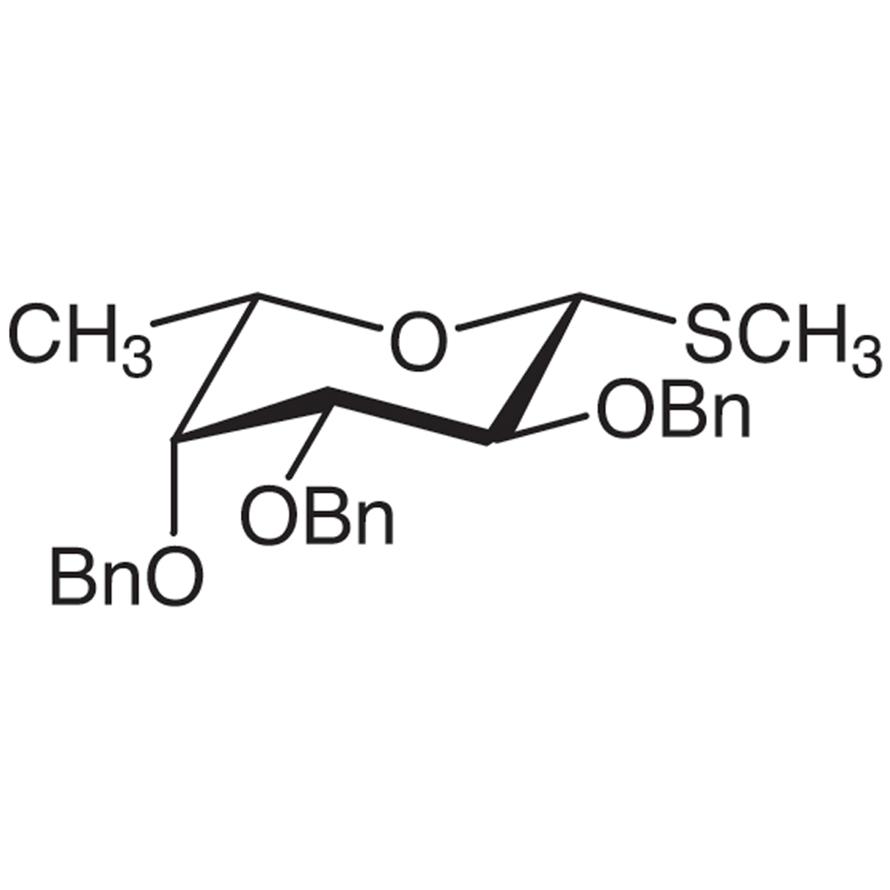 Methyl 2,3,4-Tri-O-benzyl-1-thio--L-fucopyranoside