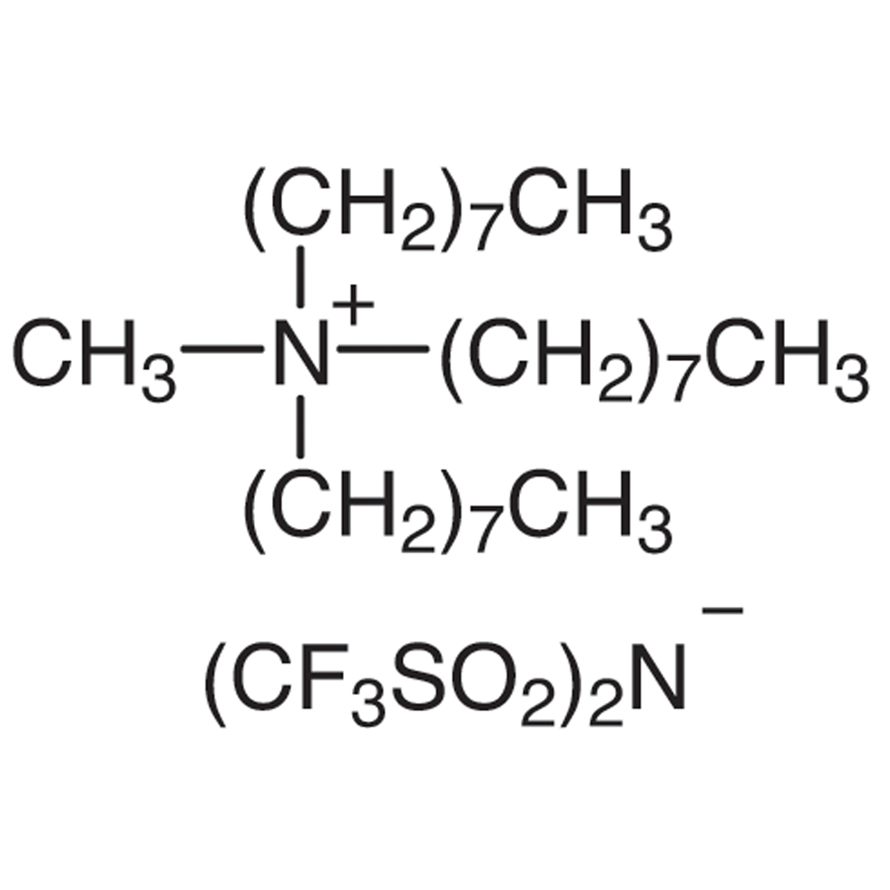 Methyltri-n-octylammonium Bis(trifluoromethanesulfonyl)imide