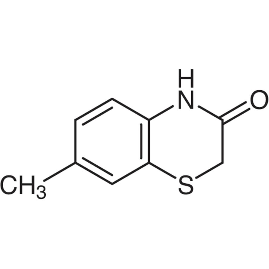 7-Methyl-1,4-benzothiazin-3-one