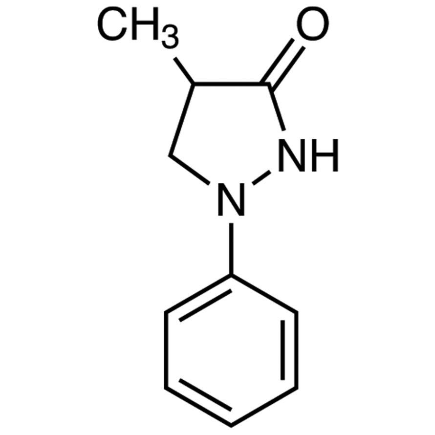 4-Methyl-1-phenyl-3-pyrazolidone
