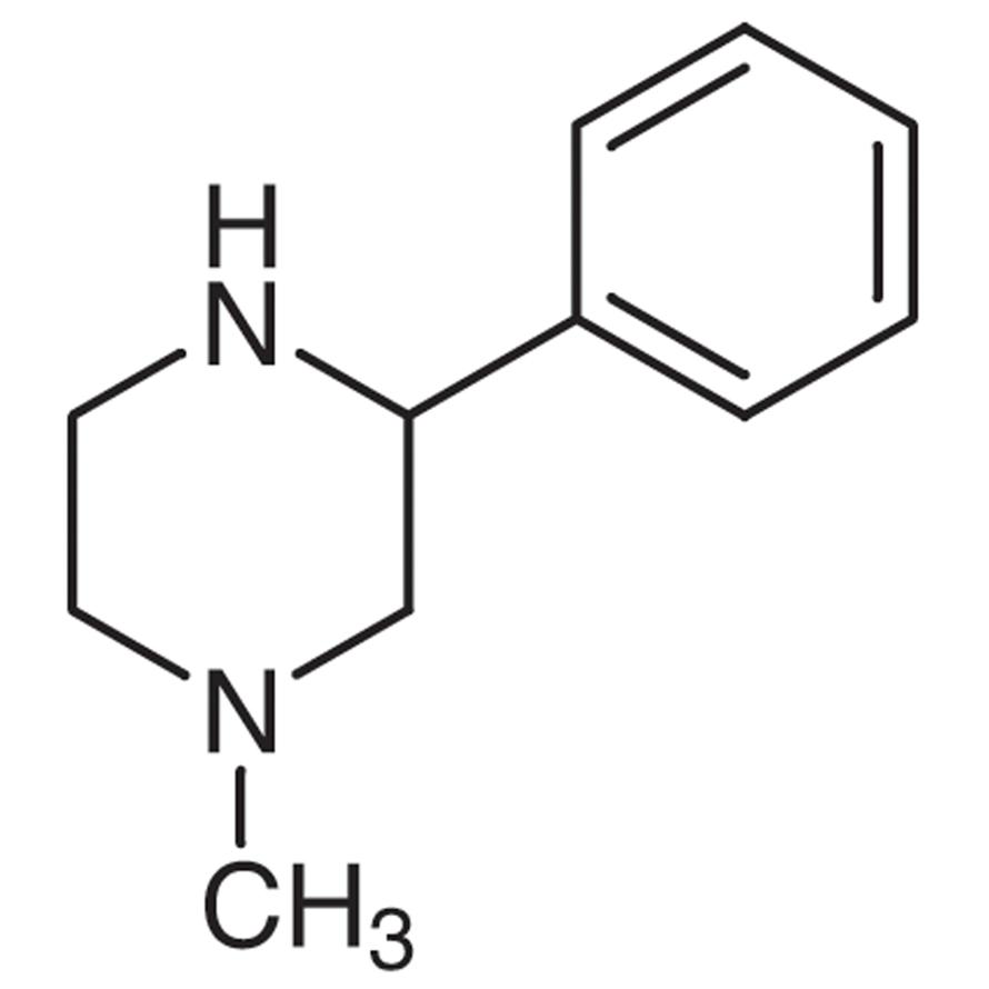 1-Methyl-3-phenylpiperazine